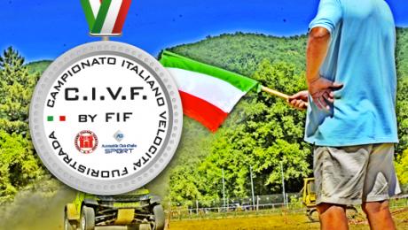 4a prova Campionato Italiano Velocità Fuoristrada 2017