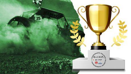 Resoconto e classifiche 3a prova Campionato Italiano Velocità Fuoristrada 2017